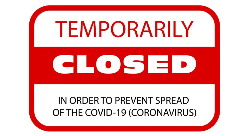 Notice of Temporary Office Closure | Covid-19